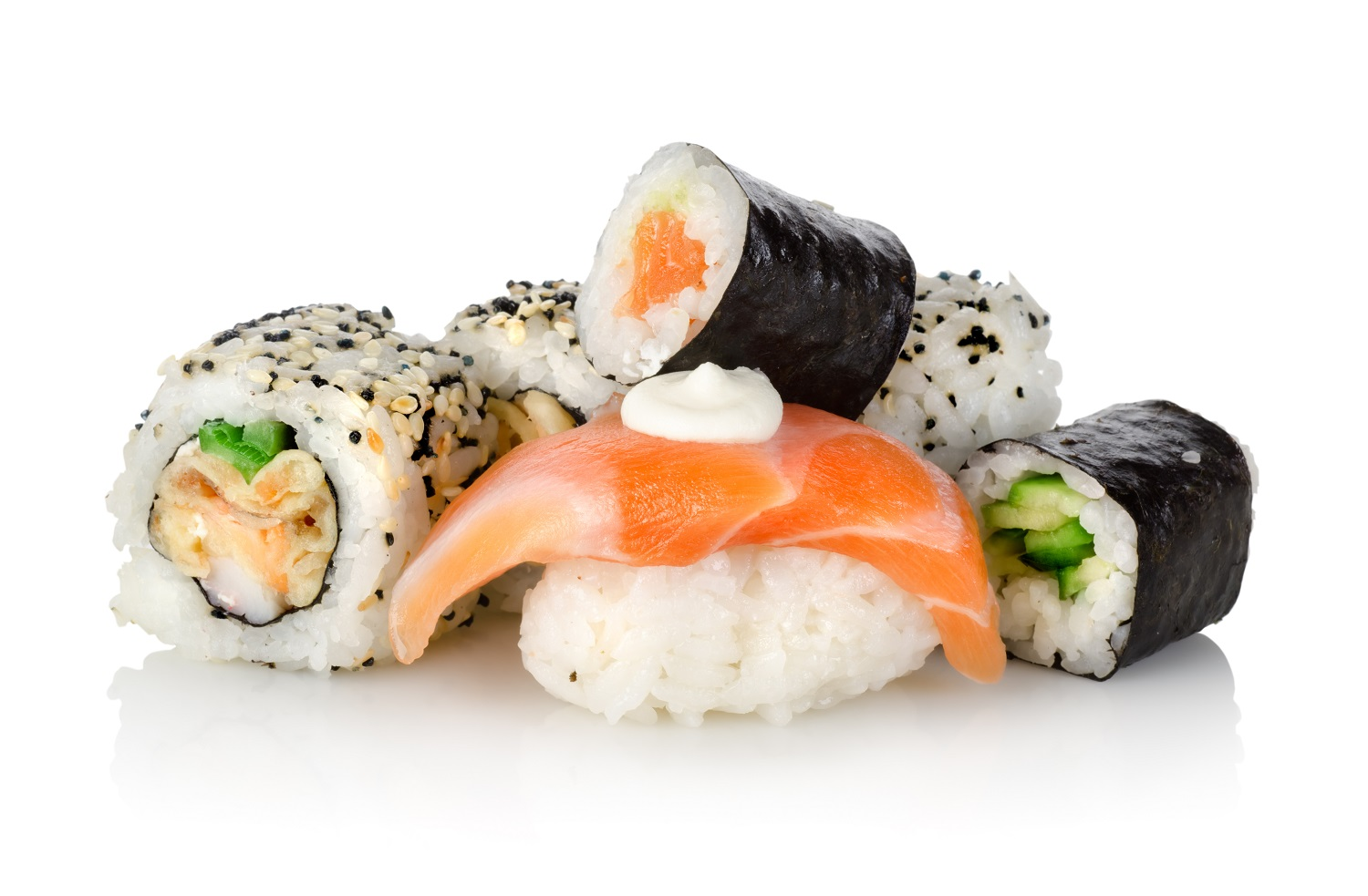 Best sushi delivery from top restaurants in hong kong for Best fish for sushi