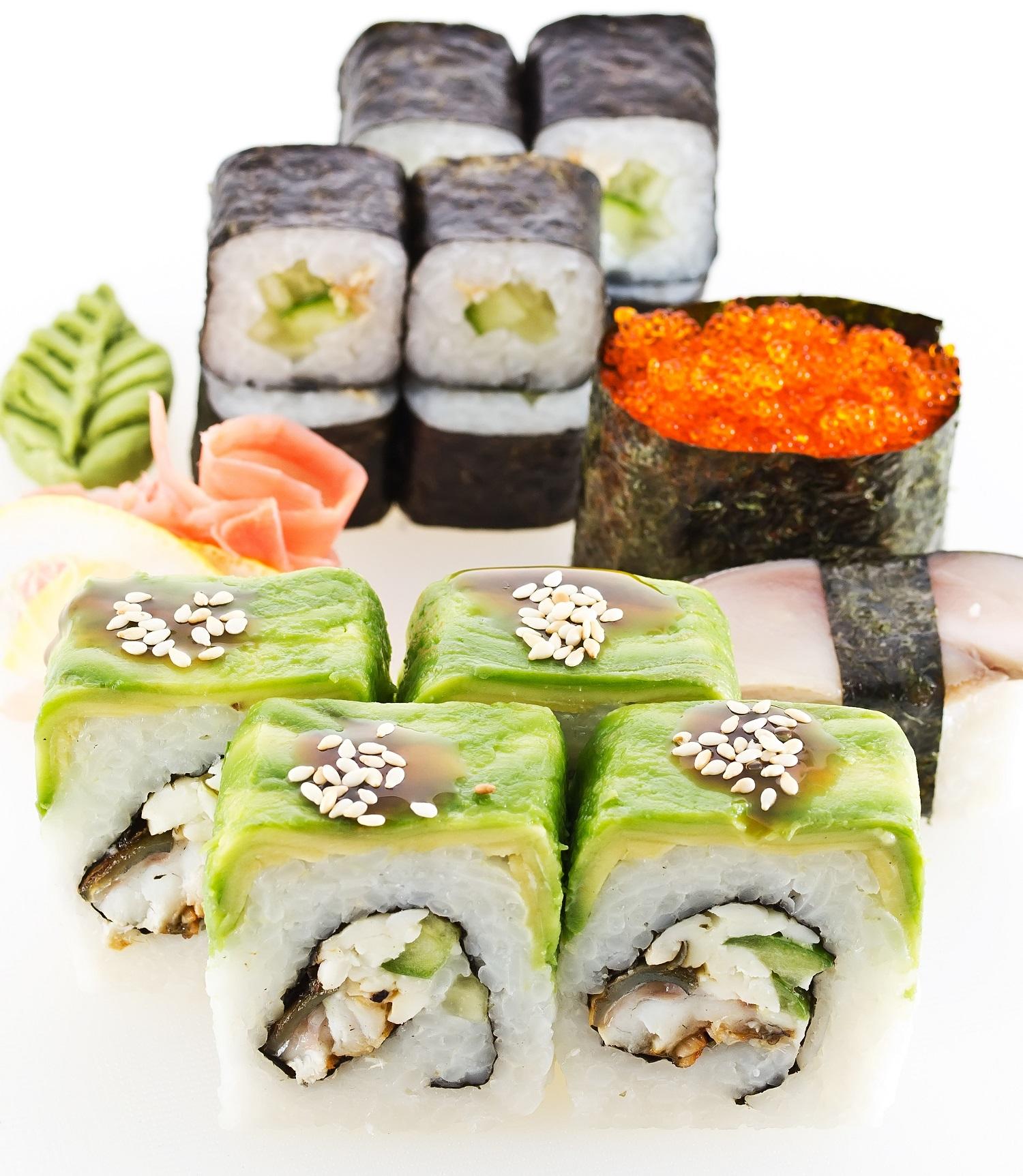 sushi express hong kong